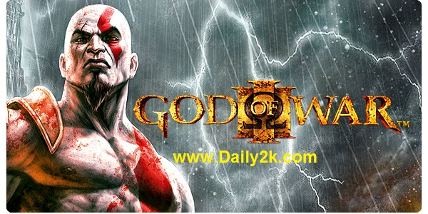 God of War 3 Pc Game, With Ps2 Full Version Download