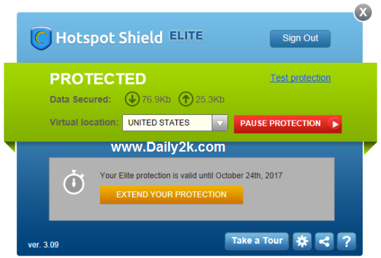 Hotspot Shield Elite Crack Universal, License Download