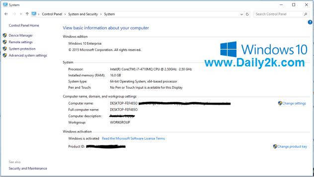 Windows 10 ActivatorFinal All Editions Activator