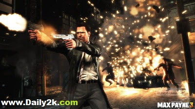 Max Payne 3 Pc Game Full Version-Daily2k