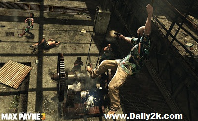Max Payne 3 Pc Game Full Version High Compressed Patch-Daily2k