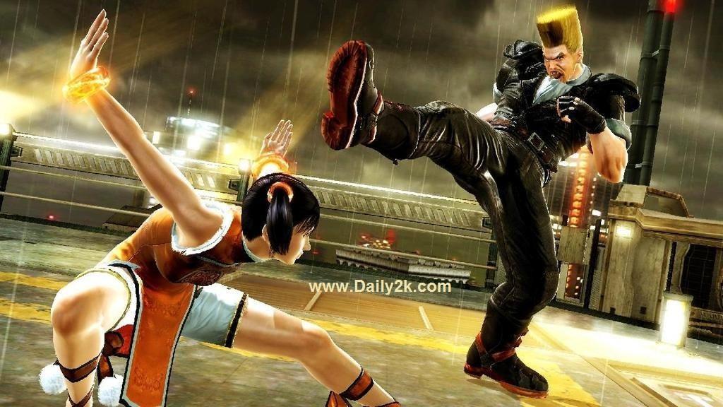Tekken 5 PC Game Free Download 2015 Full Version