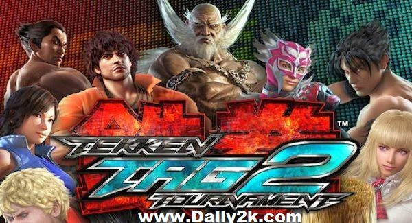 Tekken Tag Tournament 2 Free Game Download  Is Here Daily2k