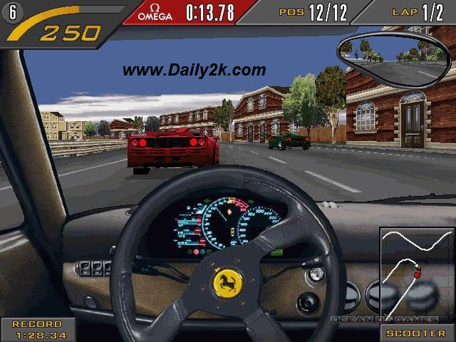 Need for Speed 2 PC Game Latest Version High Speed 2016