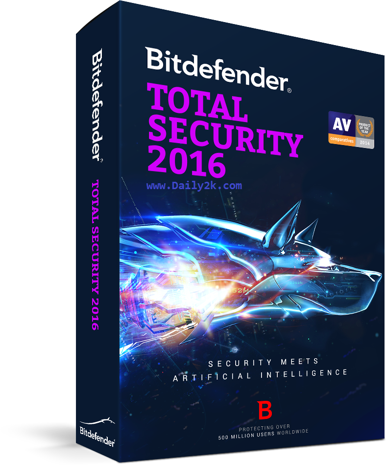 Bitdefender Total Security 2016 Key Full Latest Updatd is Here!