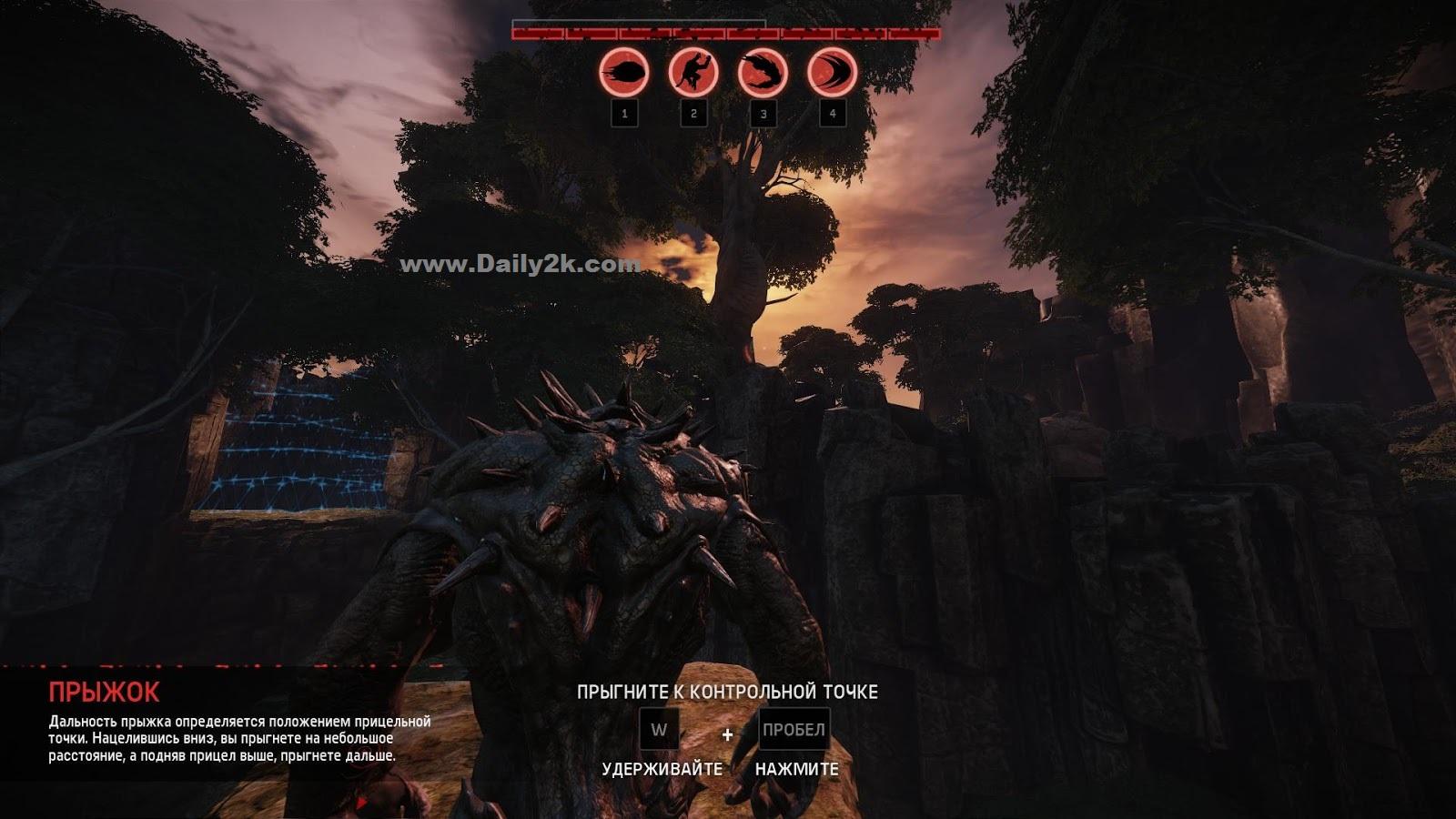 Evolve PC Game Free Download Full Version - 2016