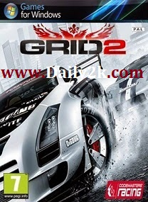Grid 2 Crack Free Download Is Here – LAtest By Daily2k