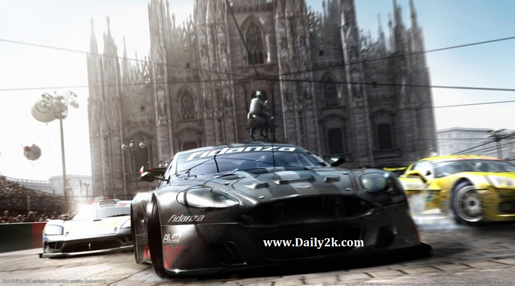 Grid 2 Crack Free Download Is Here - LAtest By Daily2k