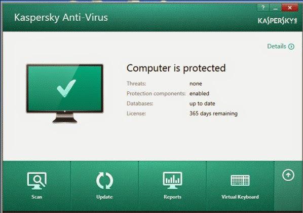 KasperSky Antivirus Daily2k