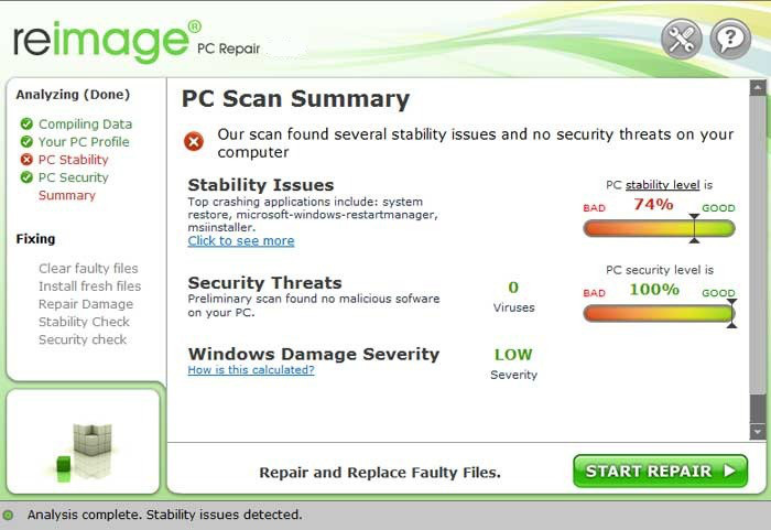 Reimage PC Repair Serial Key -daily2k