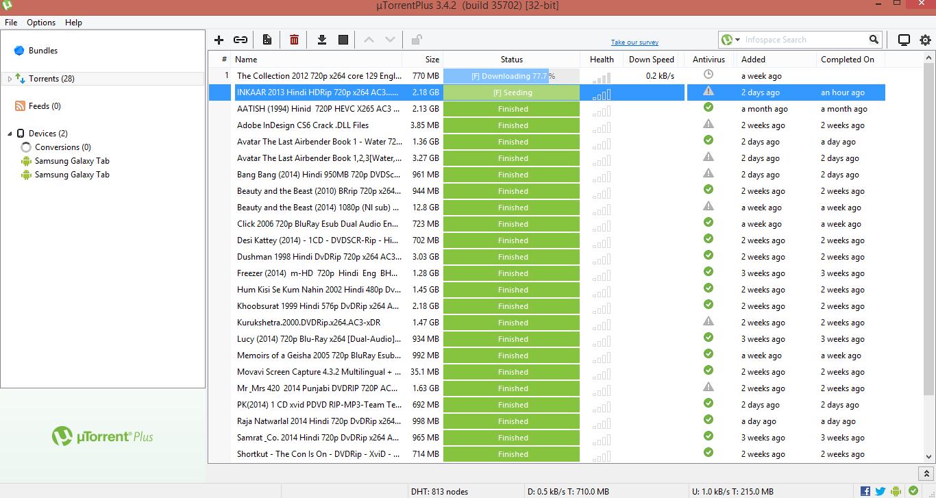 Utorrent Plus Crack Download Version Full [Is Here]