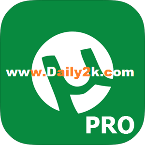Utorrent Pro Crack Plus Key Latest Version-Daily2k