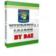 Windows 8.1 Loader By DAZ  2016 Complete Activator Full Download Here!