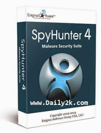 SpyHunter 4.18.9.4384 Crack,Keygen 2016 Download -daily2soft.com