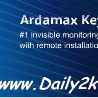 Ardamax Keylogger 4.3.9 Registration Key With Crack Latest Version