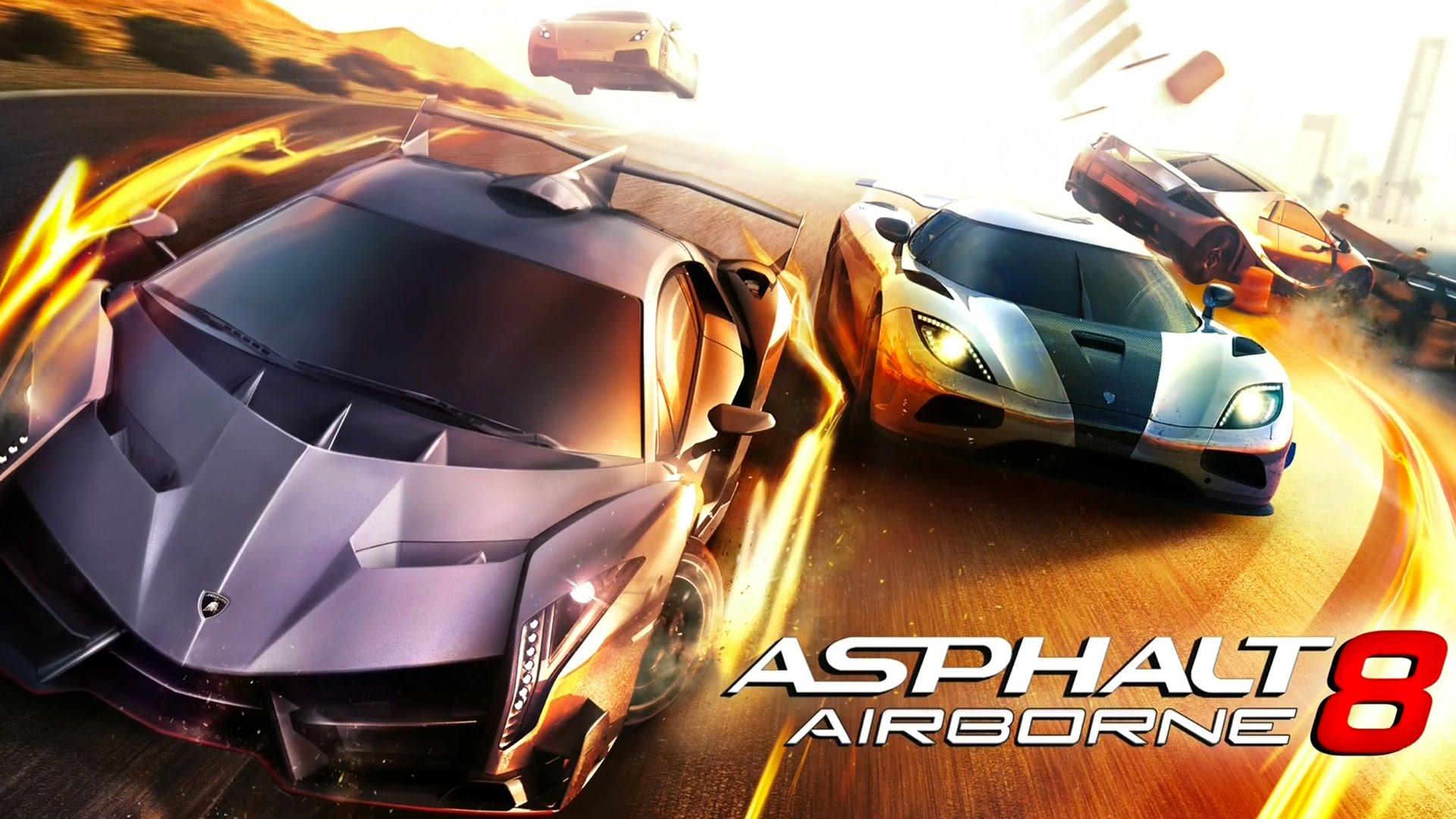 Asphalt 8 Apk