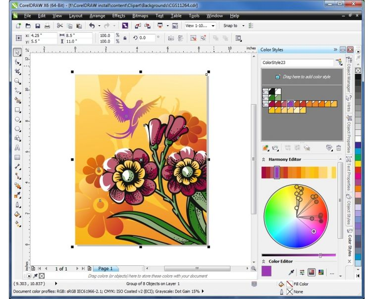 corel draw x6 covero daily2k