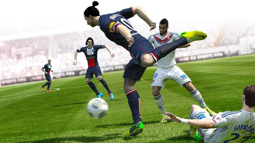 FIFA 15 Game Daily2k
