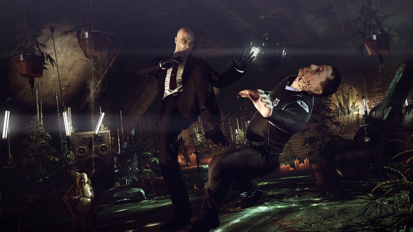 Hitman Absolution Free PC Game Full Download With Cracked -Daily2k