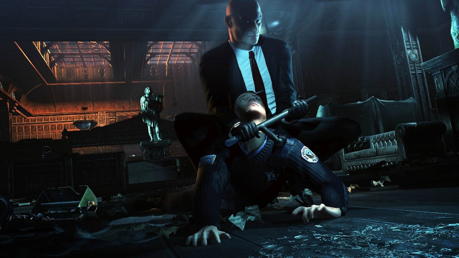 Hitman Absolution Free PC Game Full Download With Cracked IS Here -Daily2k