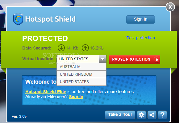 How to remove Hotspot Shield malware – Hotspot Shield Toolbar removal (redirect virus)