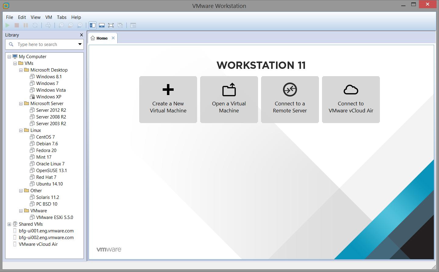 VMware Workstation 11 -daiy2k