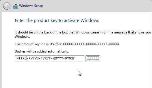 download free windows 8 product key