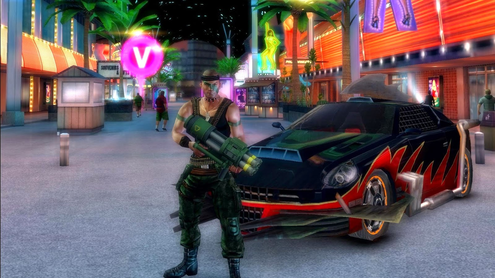 gangstar action game-daily2k