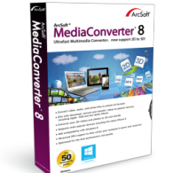 Acrsoft Media Converter 8.0.0.21 Crack  AND Serial Key Full Latest New Version