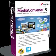 Acrsoft Media Converter 8.0.0.21 Crack  AND Serial Key Full Latest New Version