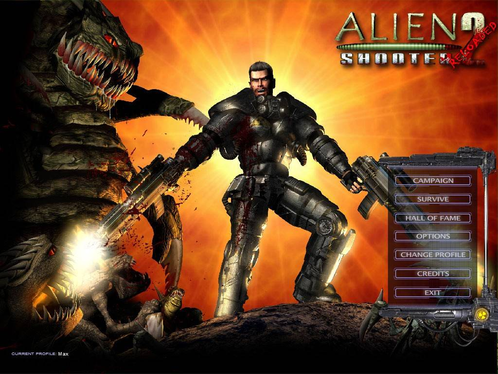 Alien Shooter 2 Free Download-daily2k