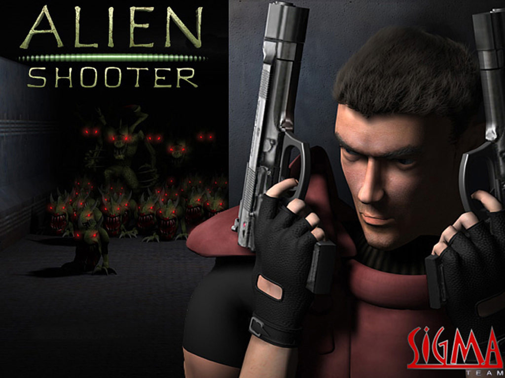 Alien Shooter FREE Download [HERE]