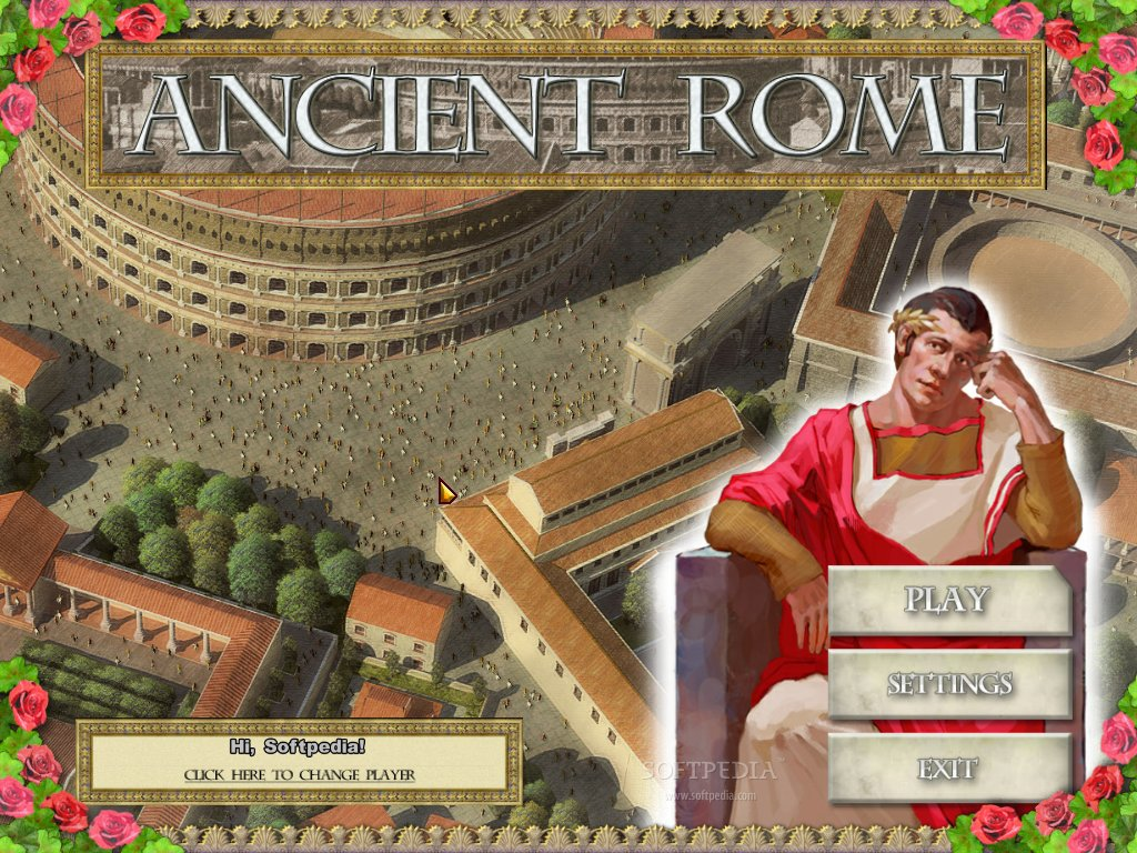 Ancient Rome Free Download Full Game Is Here [ 2016]