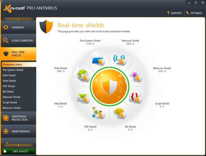 Avast Free Antivirus-daily2k