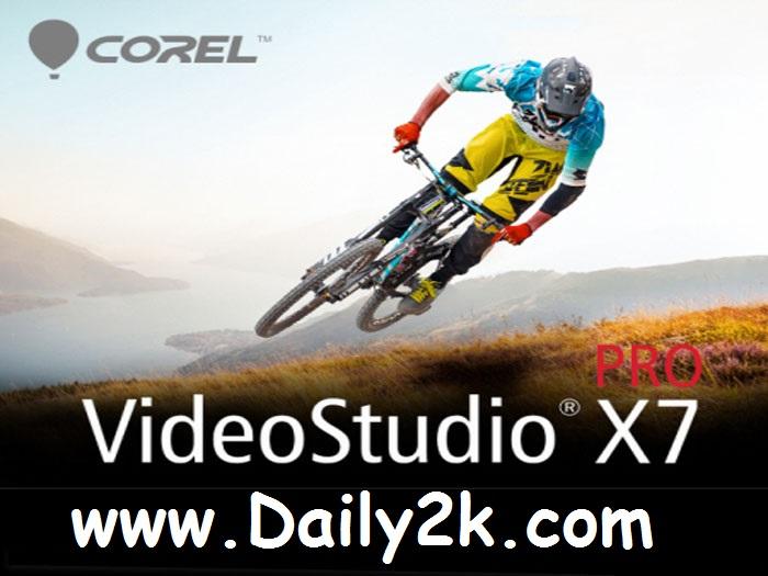 Corel Videostudio Pro X7 Keygen