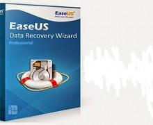 EaseUs Data Recovery Wizard 9.0 Crack Full License Key Only Free Download Here