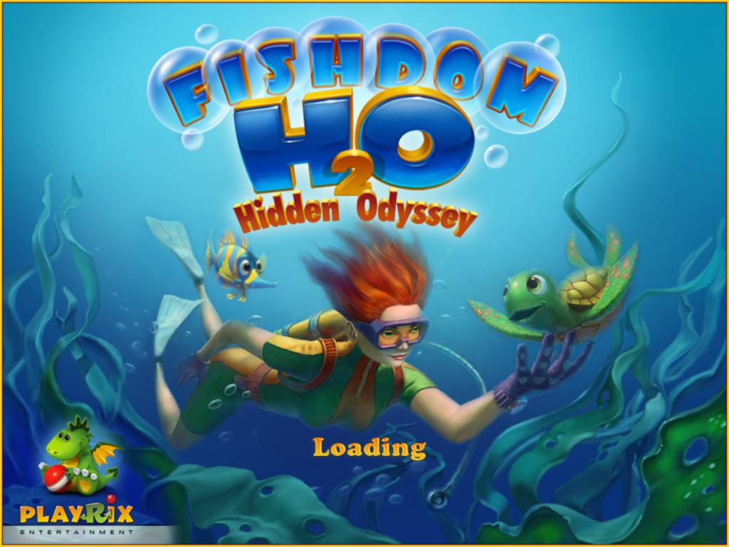 Fishdom H2O Hidden Odyssey Puzzle Game Download Full Free Version Now Here