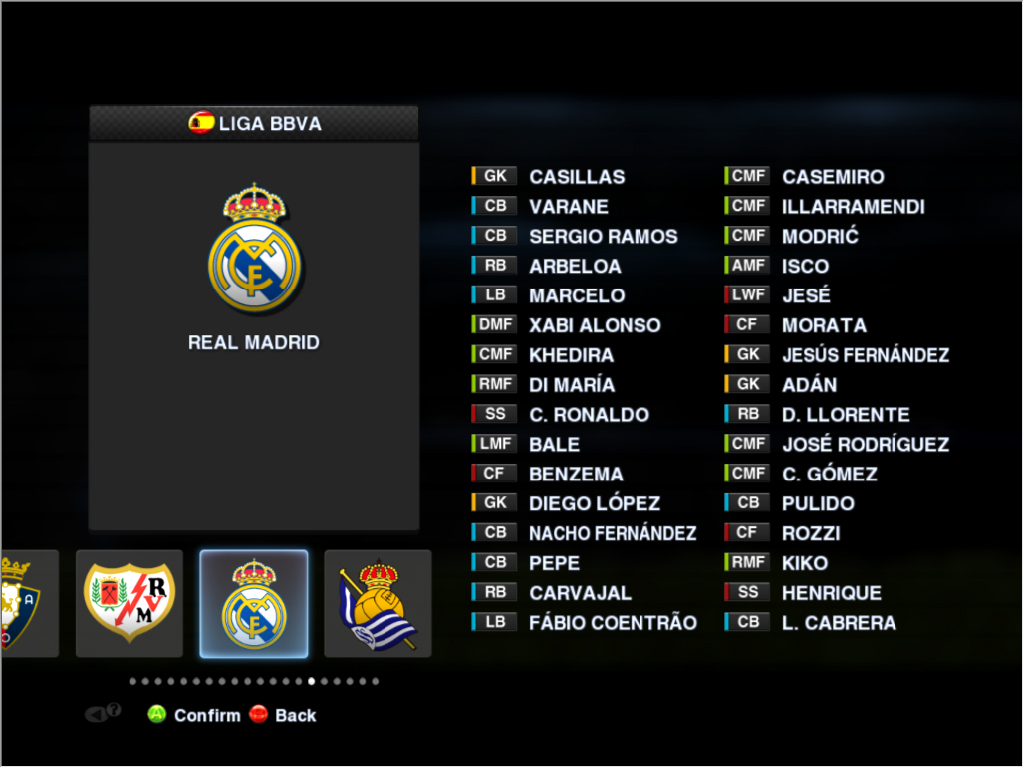 LATEST PES 2013 Transfer Update -daily2k