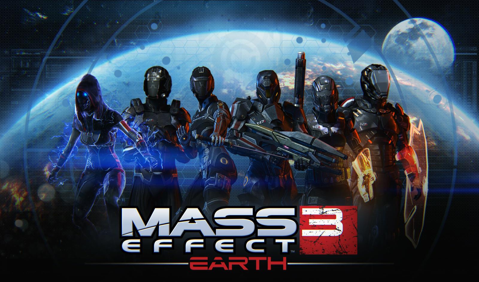 Mass Effect 3 -daily2k