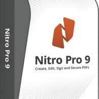 Nitro PDF Pro 9 Serial Key And Serial Number,Crack Plus Keygen Only Here