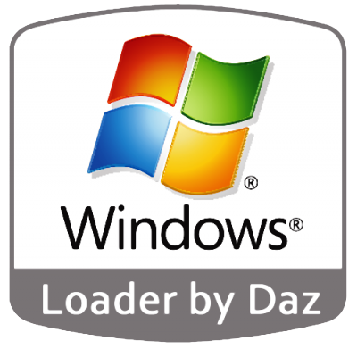 Windows 7 Loader by DAZ 2.2.2 Full Free Download Activator-daily2k