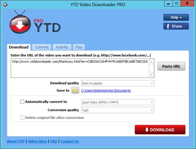 YouTube Downloader Pro Crack Daily2k