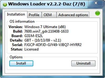 windows loader 2.2 2 free download 2017