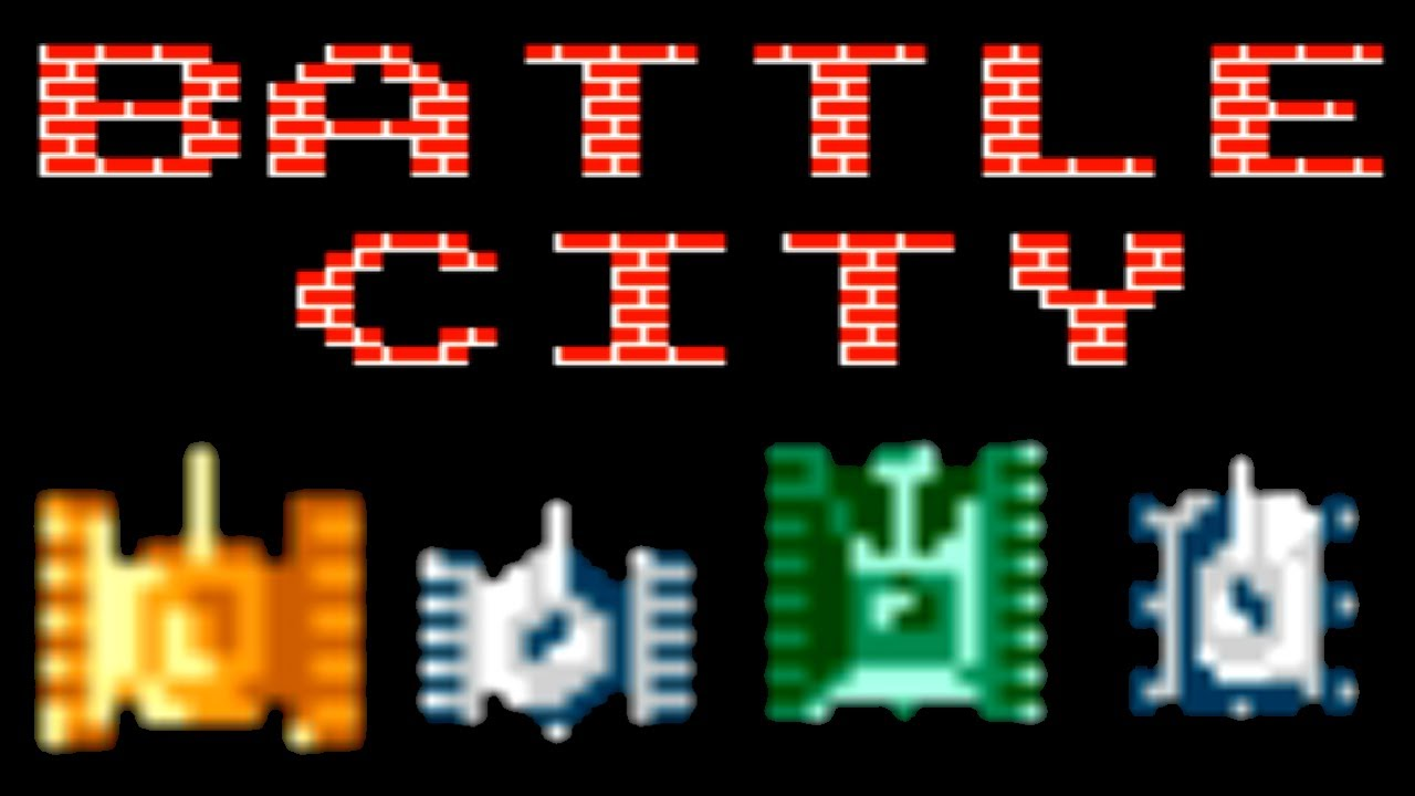 Battle City Game Free Download PC GAMES-Daily2k