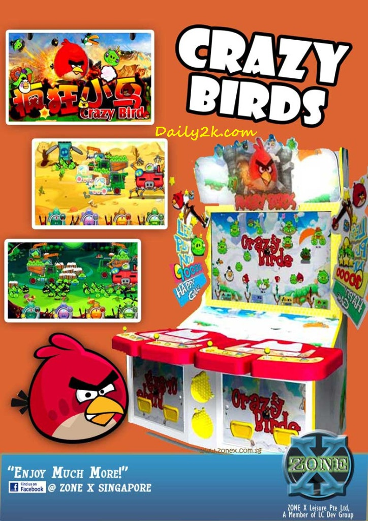 Crazy Birds FREE DOWNLOAD Full Latest 2016