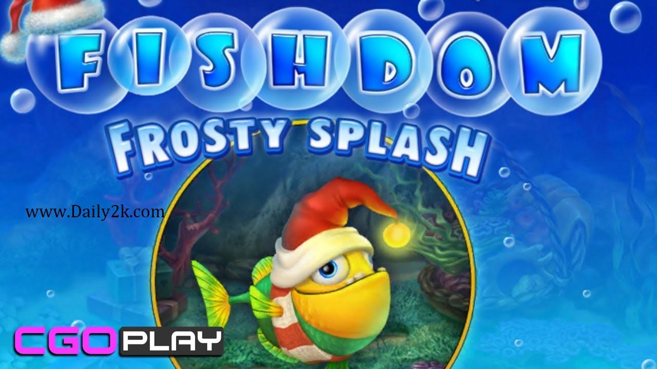Fishdom-Frosty-Splash-free-Daily2k
