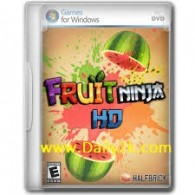 Fruit Ninja HD For PC Is FREE  [Here Now] !