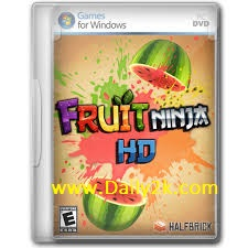 Fruit Ninja HD For PC Is FREE-Daily2k