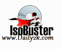 ISO Buster Pro 3.7 Serial Key-Daily2k