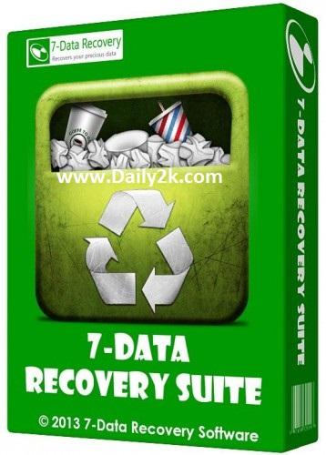 7 Data Recovery 3.6 Serial Key